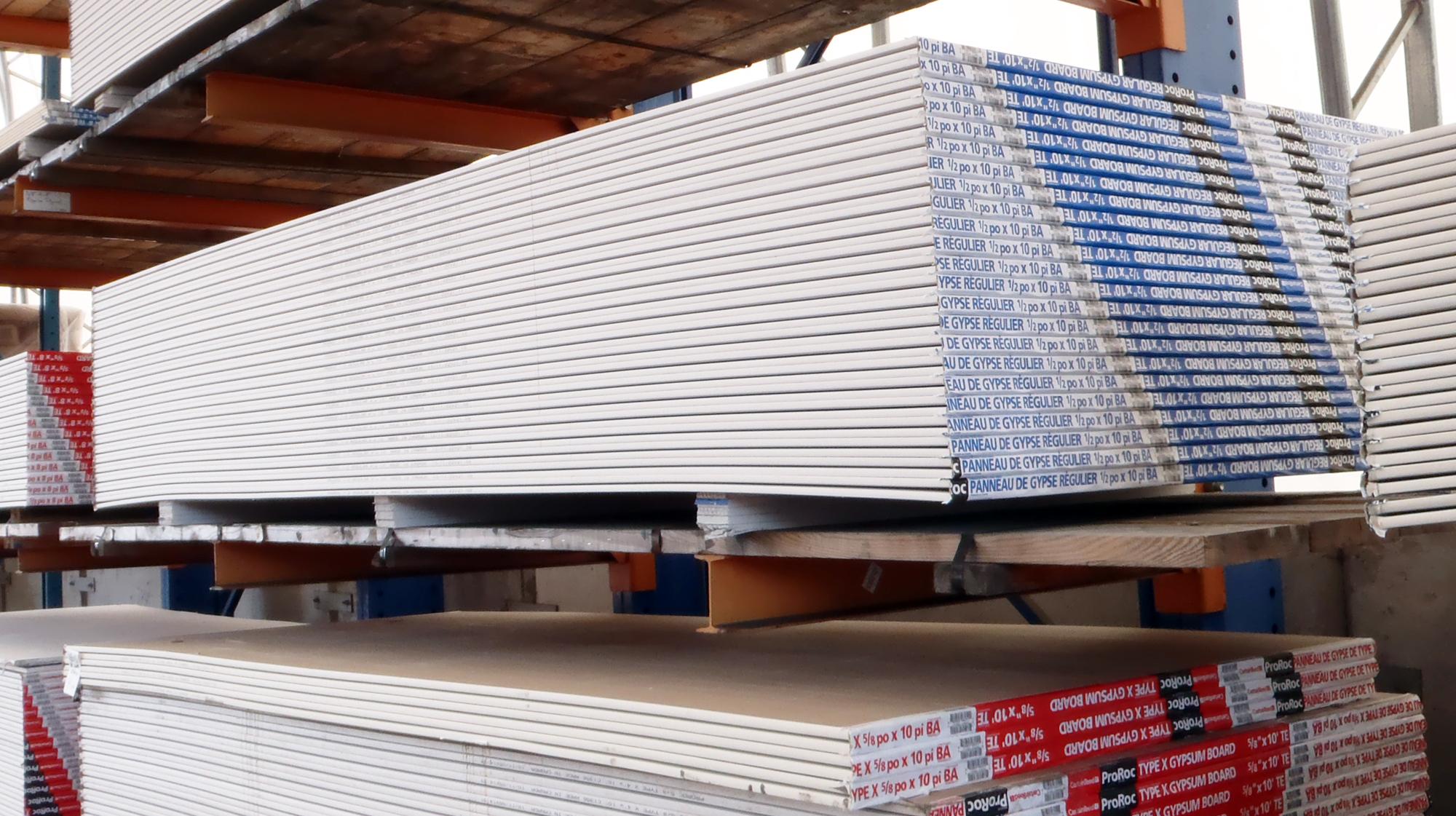 Drywall Amp Accessories Standard Building Supplies Ltd
