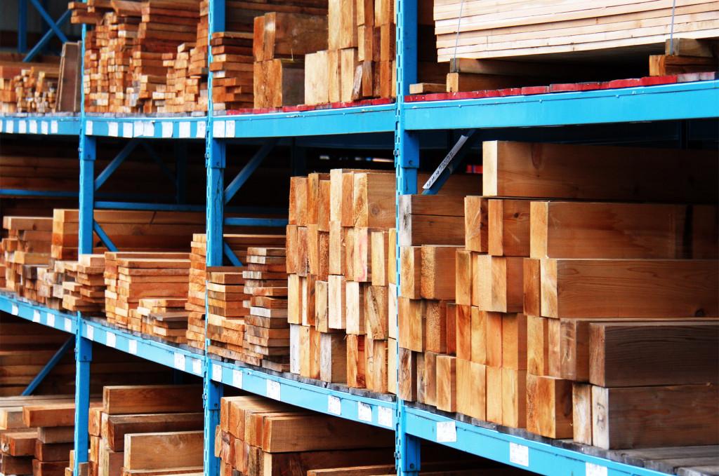 Rough Lumber - Standard Building Supplies Ltd