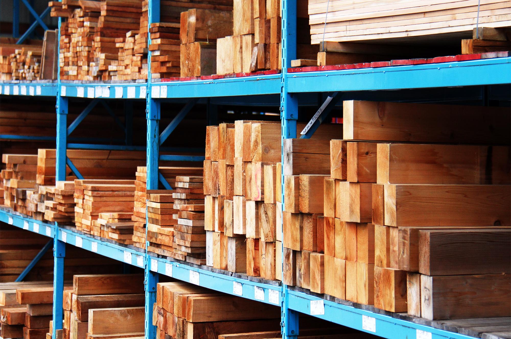 Rough Lumber Standard Building Supplies Ltd